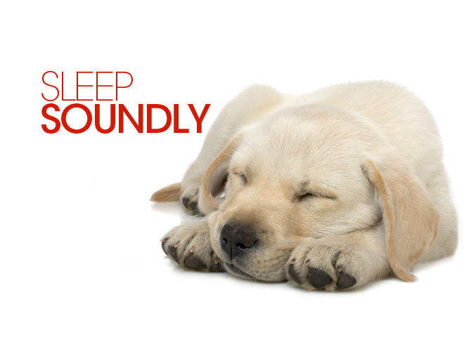 Sleep Soundly